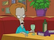 Roger as Kevin Bacon