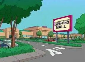 Langly Falls Shopping Mall