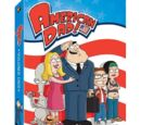 American Dad DVD's