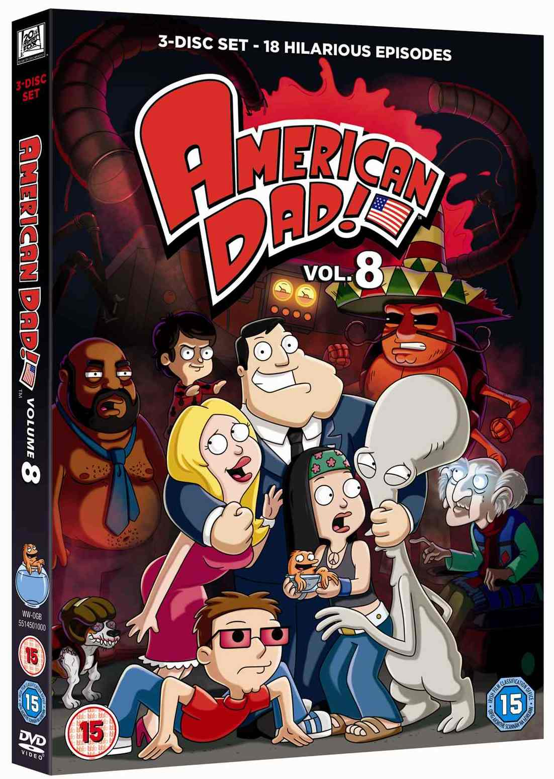 Episode Guide | American Dad Wikia | FANDOM powered by Wikia