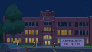 John Delorean High School