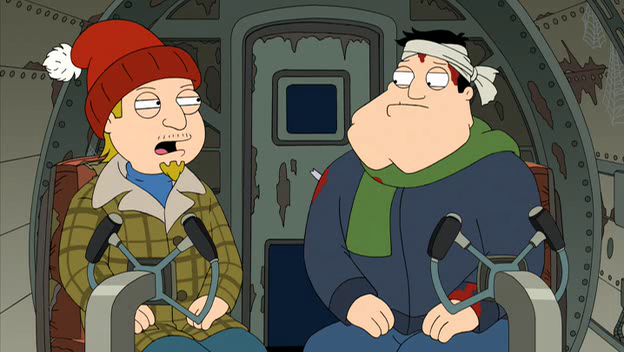 flirting with disaster american dad quotes: