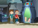 Steve and Snot's Test-Tubular Adventure