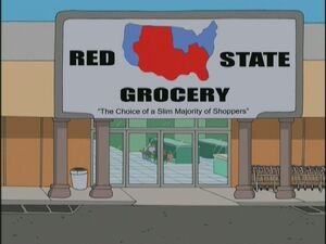 Red State Grocery