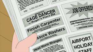 Cagedancer