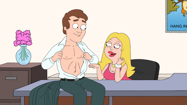 flirting with disaster american dad cast season 5 episodes