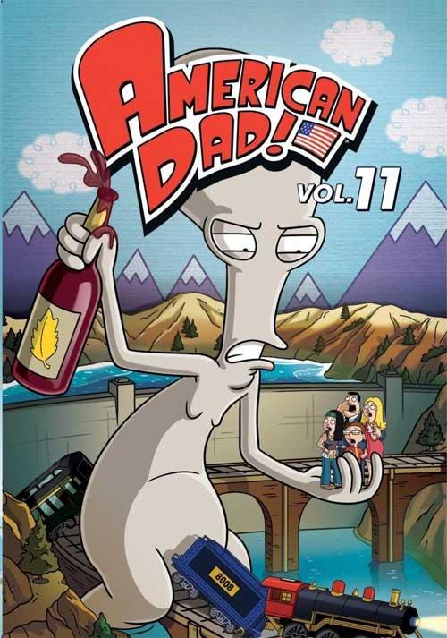 American Dad! Volume 11 | American Dad Wikia | FANDOM ...