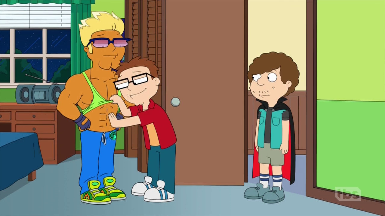 Image - Ripped-future-steve-unincludeds.png | American Dad ...