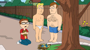 flirting with disaster american dad video game: