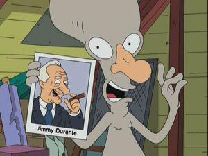 Jimmy Durante