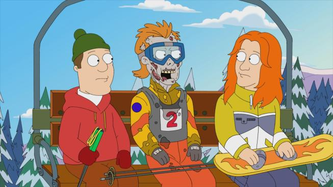 Shaun White | American Dad Wikia | FANDOM powered by Wikia