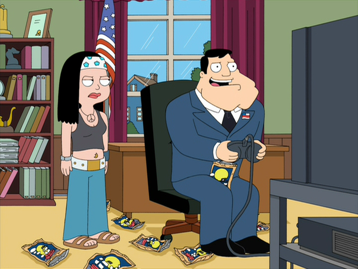 Stan Time/Notes | American Dad Wikia | FANDOM powered by Wikia