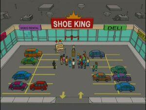 Shoe King