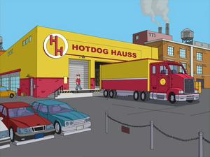 Hotdoghauss