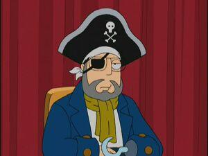 Captain Monty