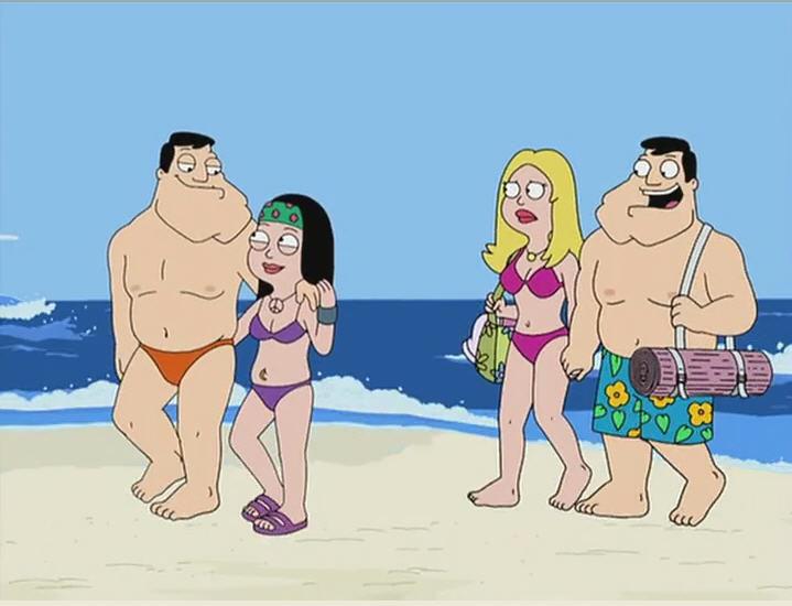 Barbados bikini contest
