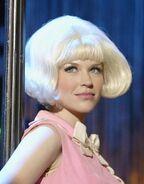 Charlotte Martin as Petula Clark2
