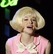 Charlotte Martin as Petula Clark