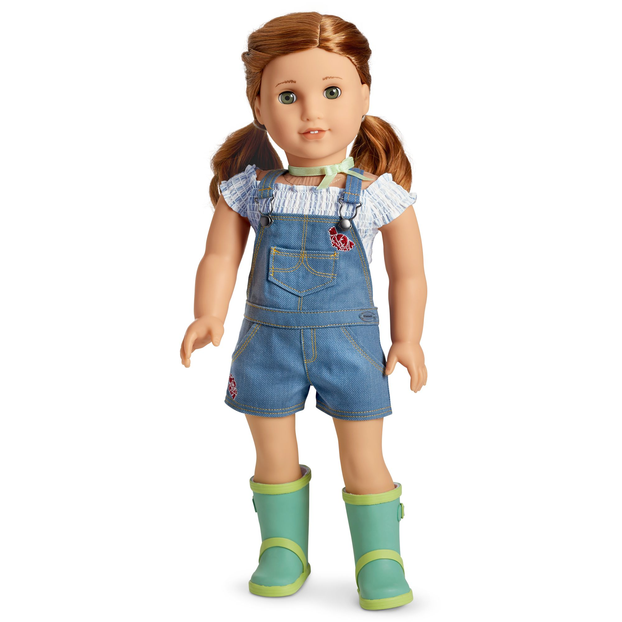 Blaire S Gardening Outfit American Girl Wiki Fandom