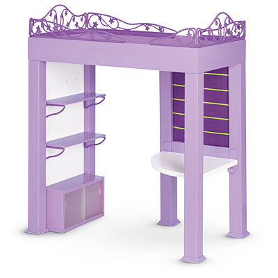 American Girl Doll of the Year Retired McKenna Loft Bed Mirror ONLY