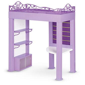 Mckenna S Loft Bed Set American Girl Wiki Fandom