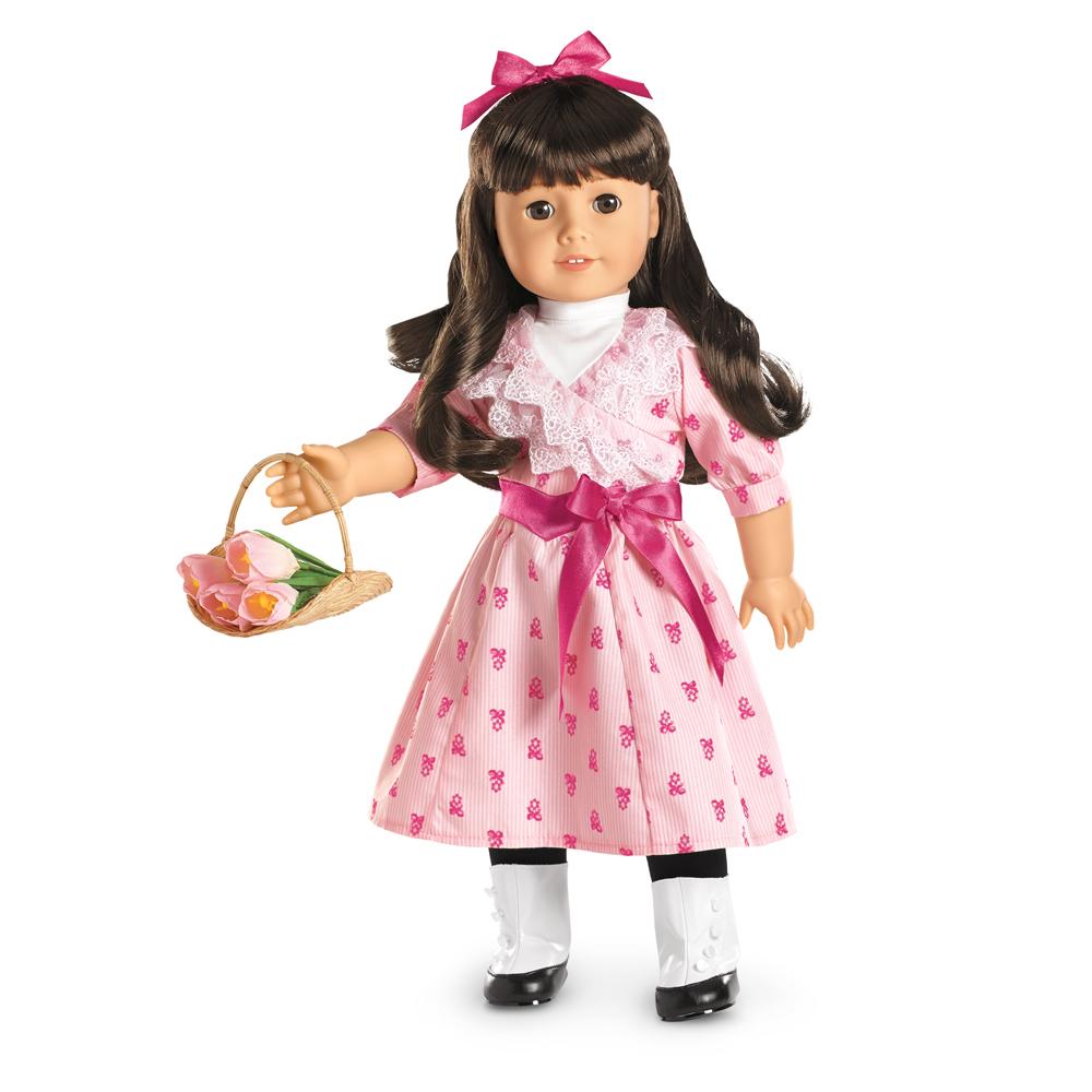 Samantha's Flower-Picking Set | American Girl Wiki ...