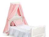 Samantha's Bed and Bedding
