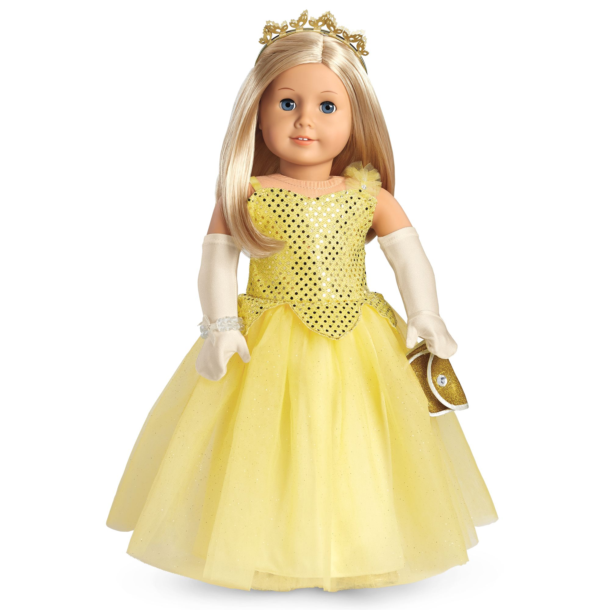 Shimmering Ballroom Gown | American Girl Wiki | FANDOM powered by Wikia