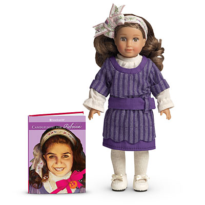 NIB The Amercican Girls Collection Kit Mini Doll GCAQR- Random Year 2000