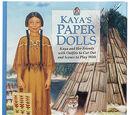 Kaya's Paper Dolls