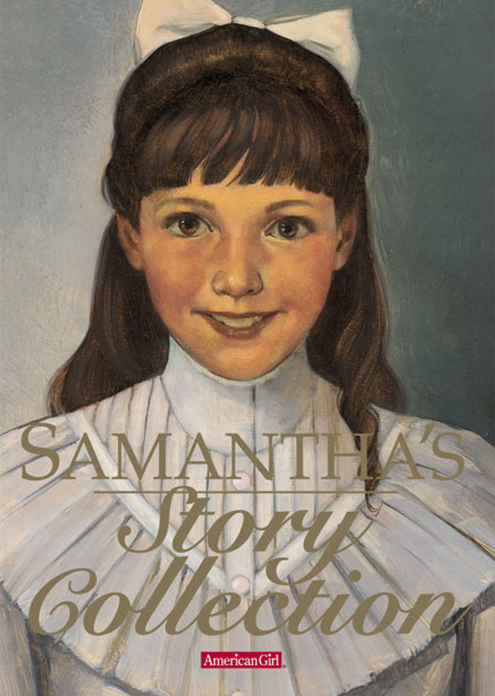 Samantha's story collection book