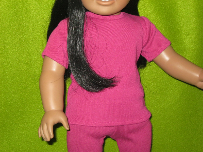 American Girl Doll of Today Retired 2008 Star Hoodie Outfit Ballet Flats Shoes