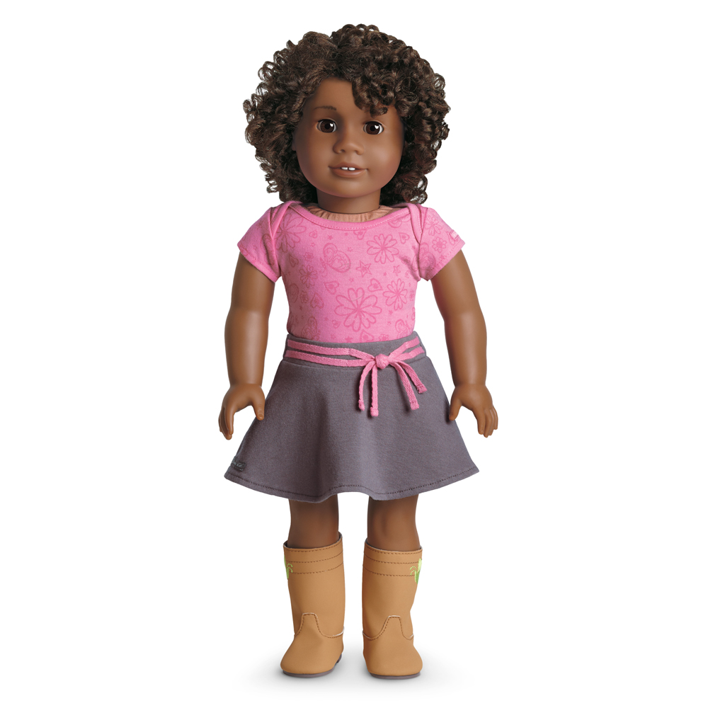 American Girl Doll/'s Truly Me Spirit Boots ONLY from Meet Outfit