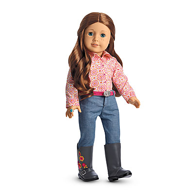 Saige S Parade Outfit American Girl Wiki Fandom