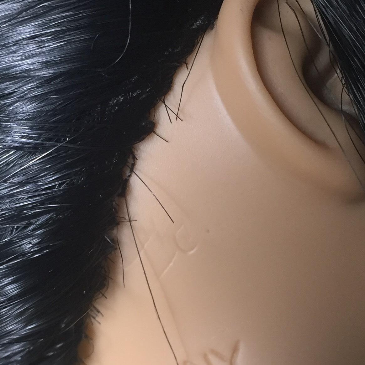 repair custom replace long tag Parts American Girl-Light skin body