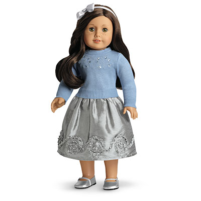 Frosty Party Outfit | American Girl Wiki | FANDOM powered by Wikia