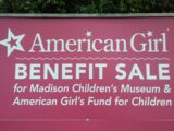 American Girl Benefit Sale