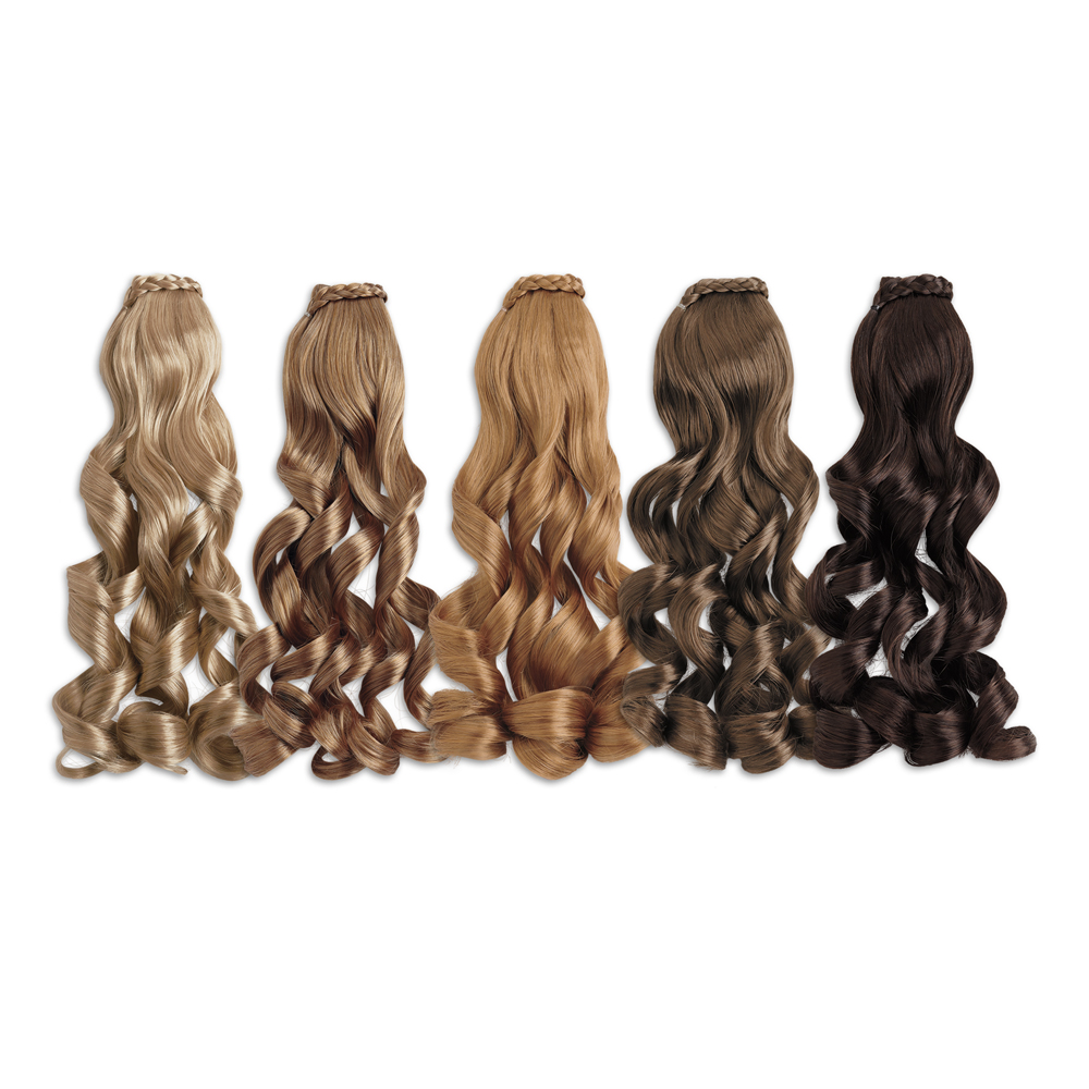 Curly Ponytail Set American Girl Wiki Fandom Powered By