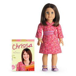 Chrissa Maxwell Doll American Girl Wiki Fandom
