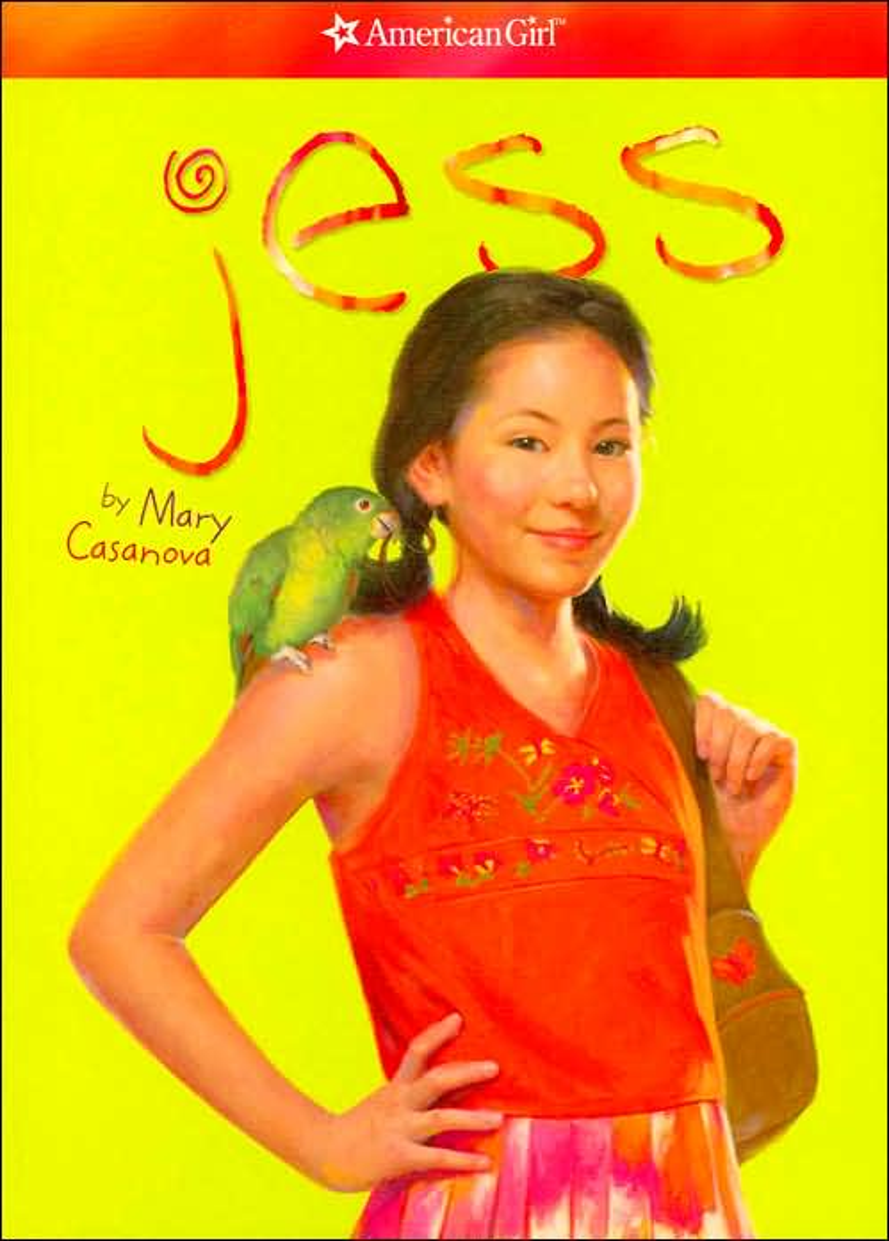 Jess (book) | American Girl Wiki | FANDOM powered by Wikia
