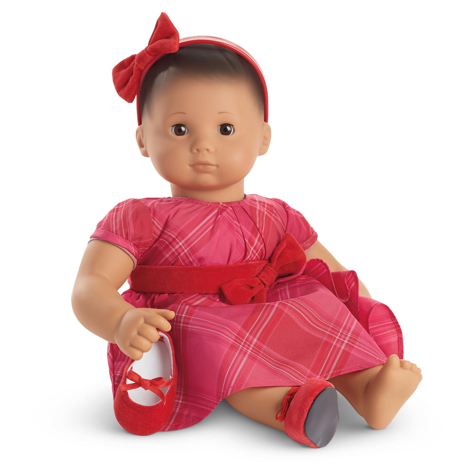 Tartan Taffeta Dress American Girl Wiki