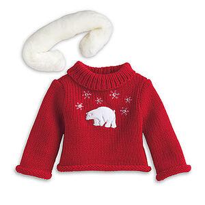 PolarBearSweaterSet
