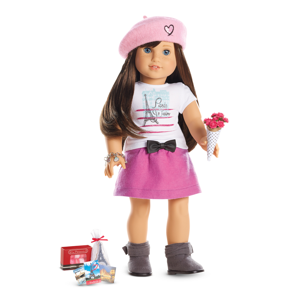Graces Collection American Girl Wiki FANDOM Powered By Wikia - Doll hairstyles for grace
