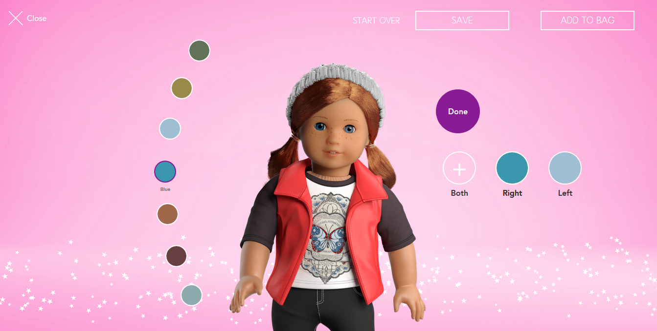 create your own ag doll