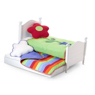 Trundle Bed And Bedding I American Girl Wiki Fandom