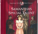 Samantha's Special Talent