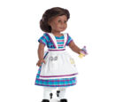 Addy's Dress and Sewing Set