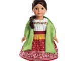 Josefina's Festival Outfit