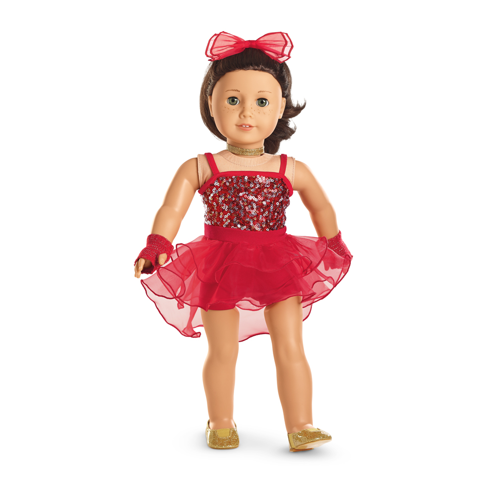 80d582a85d390 Sparkly Jazz Outfit   American Girl Wiki   FANDOM powered by Wikia