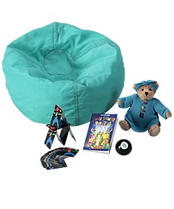 Beanbag Chair, Bear And Games